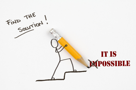 Find the solution, It is possible Concept image