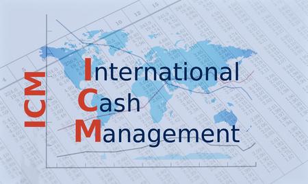 comparable: Acronym ICM - International Cah Management