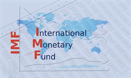 약어 IMF - 국제 통화 기금