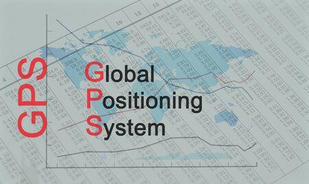 Acronym GPS - Global Positioning System