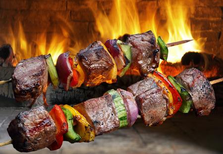 Kebab 스톡 콘텐츠