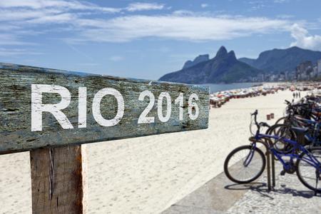 rio de janeiro: 2016 Olympic Games, Rio de Janeiro Editorial