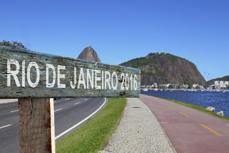 brazil beach: Rio de Janeiro, Brazil
