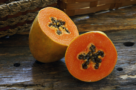 cutaneous: papaya