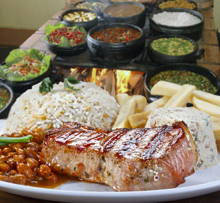 self service: Self service food