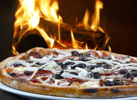 woodfire: Pizza