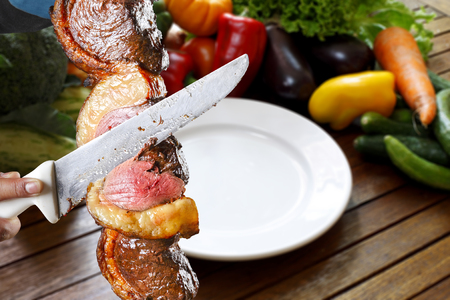 picanha Stock Photo