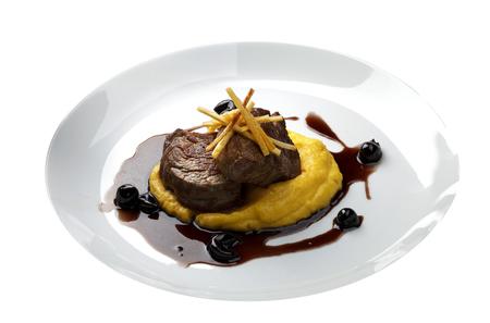 haute cuisine: haute cuisine