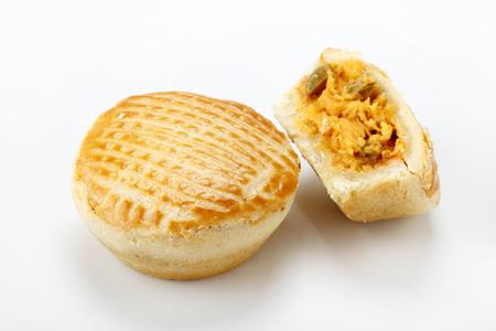 chicken patty- A brazilian snack