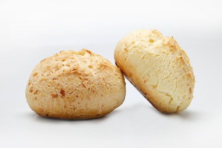 Cheese bread Stock Photo