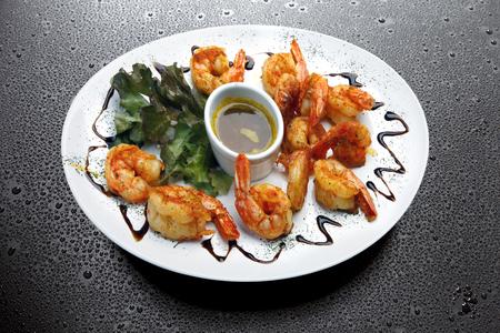 haute cuisine: haute cuisine shrimp