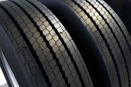 tire: truck tire