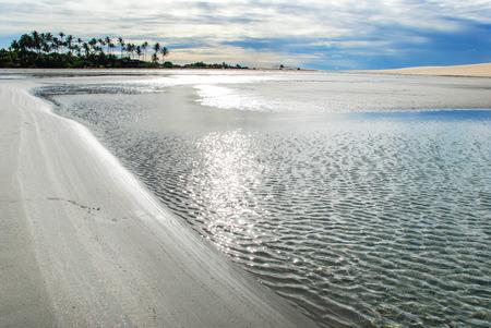 Jericoacoara is a beach located in the municipality of Jijoca de Jericoacoara, in the state of Ceará, Brazil.