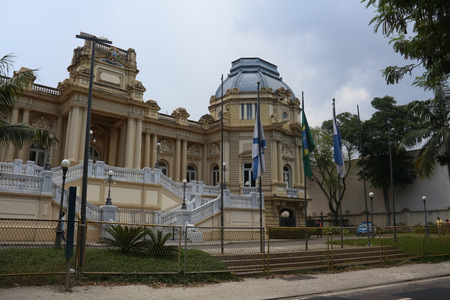 governor: The historic building of 1853, which in the past was the official home of Princess Isabel during the period of the Empire of Portugal in Brazil, is currently the workplace of the Governor of the State of Rio de Janeiro, Luiz Fernando Pezao. The building i