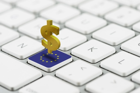 currency symbol Stock Photo - 17184009