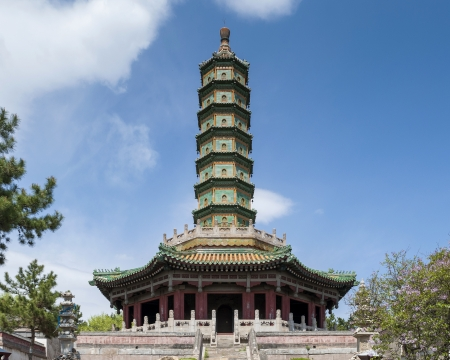 chinese imperial summer temple