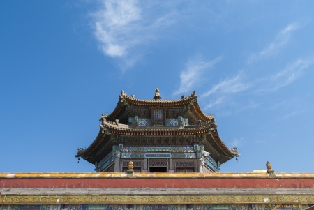 Potala Temple of Chengde Stock Photo - 18031002