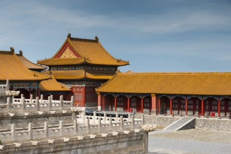 Forbidden city Stock Photo - 24866120