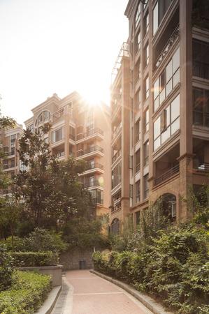 tenement: Modern Architecture Editorial
