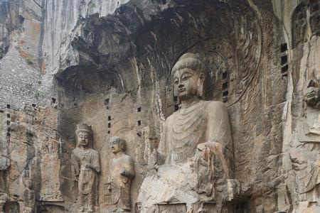 curio: The Longmen Grottoes