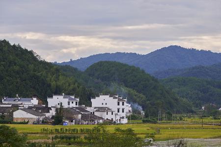 Chinas Old Dwellings Stock Photo