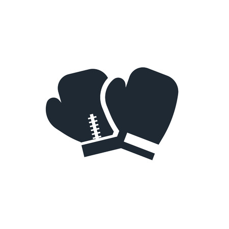 hand glove: boxing gloves icon