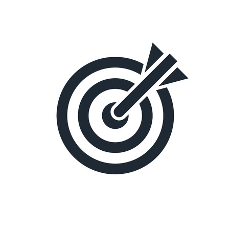 target arrow: target icon