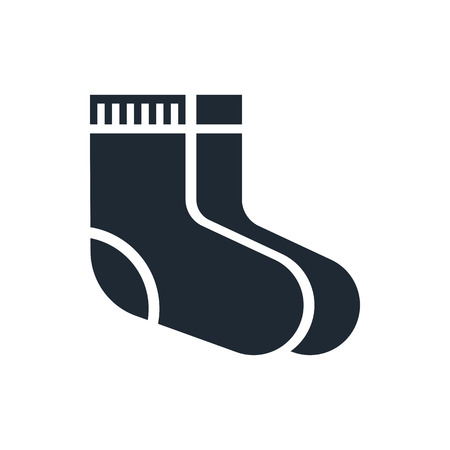 cotton panties: socks icon