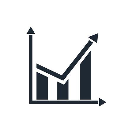 chart icon Vector