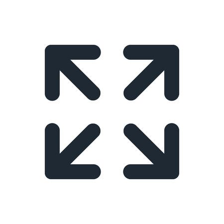 designator: flechas cambian icono de tama�o