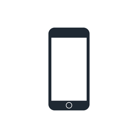 smart phone icon Illustration