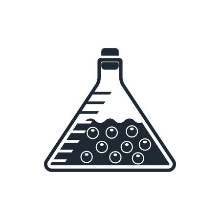 hypothesis: test tube icon