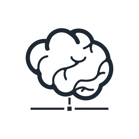 smart database icon Illustration