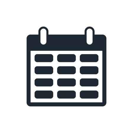 calendar icon 일러스트