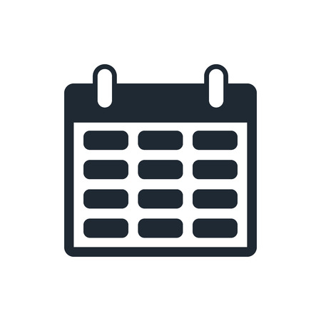 calendar icon Illustration