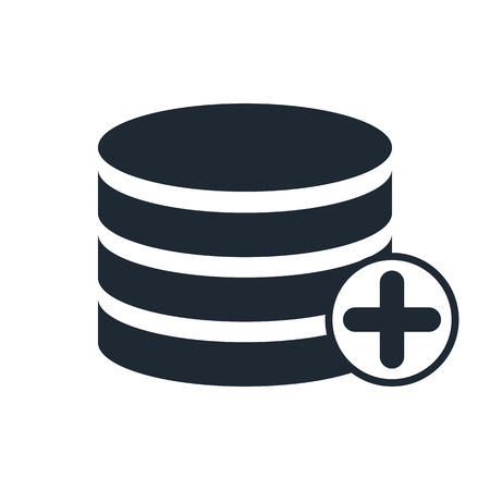 add: add to database icon