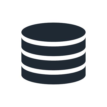 database-pictogram