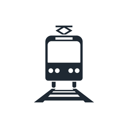 car navigation: tram icon