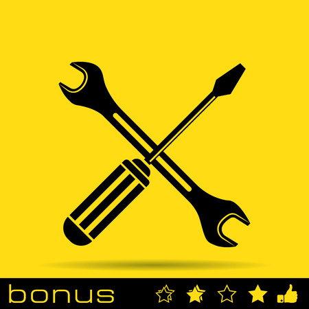 tooling: tools icon