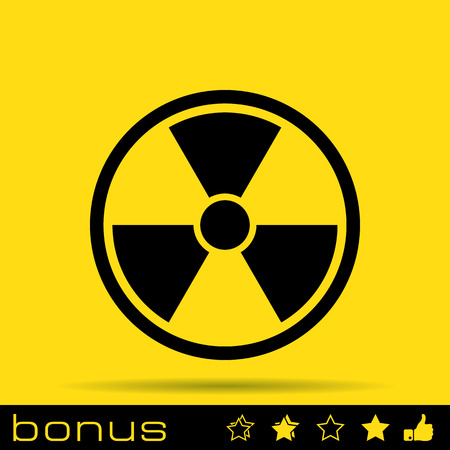 nuclear power: nuclear power icon