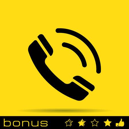 phone call: call phone icon