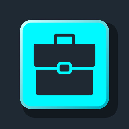 briefcase icon: icono de malet�n