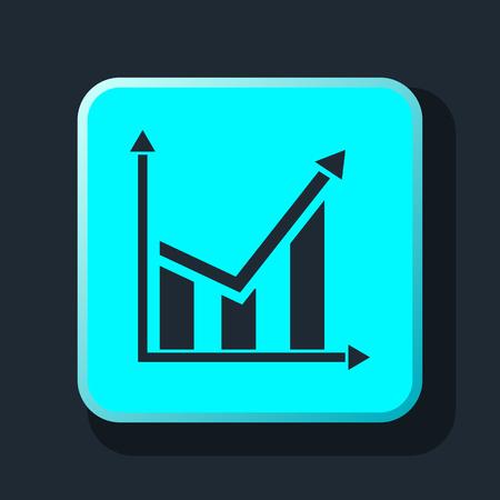 demografia: gr�fico icono