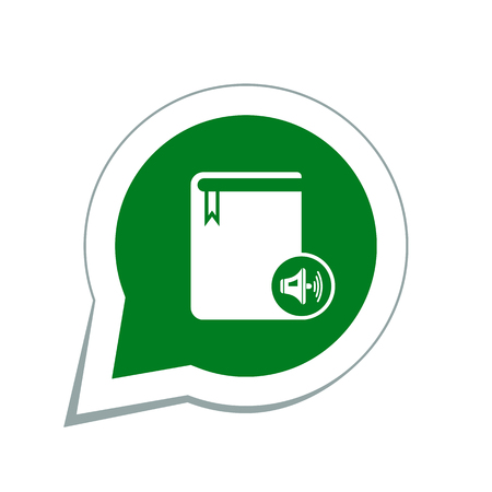 audio book: audio book icon