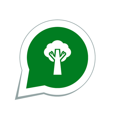 ayurveda: tree icon