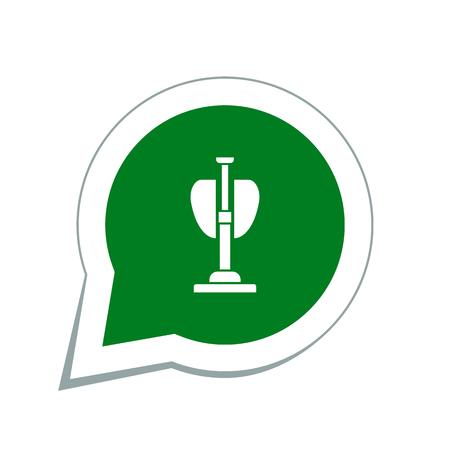 dustpan: vacuum cleaner icon