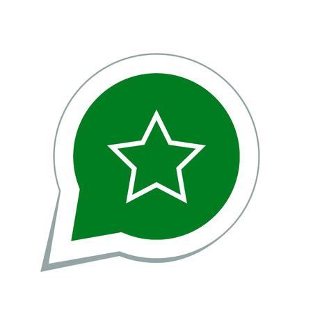 별: outline star icon