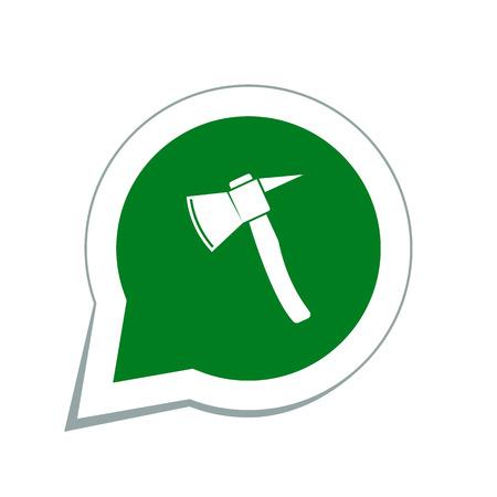 ax: fire ax icon