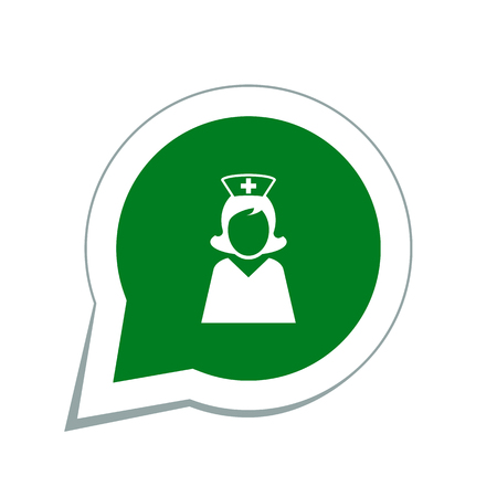 clinical staff: doctor icon