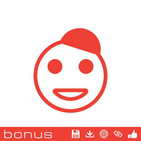 smile icon: good smile icon